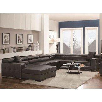 Sofá seccional: excelentes sofás seccionales extra grandes con ...