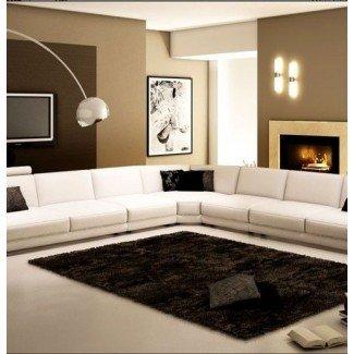Sofás seccionales extra grandes Sofá Ideas de diseño Sofá extra grande ...