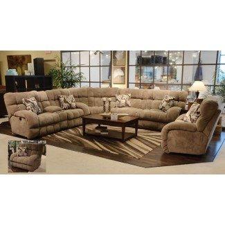 Amplia selección de sofás seccionales • Sofá seccional