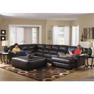 Seccional extragrande de siete asientos de Jackson Furniture ...