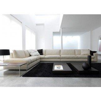 Sofás seccionales extra grandes con chaise   Sofá y sofá