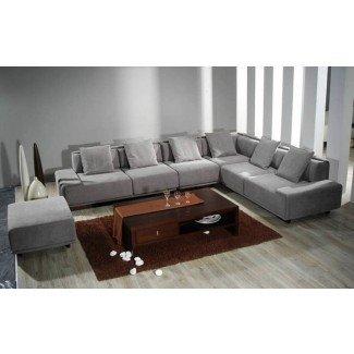 Algunos datos sobre el sofá seccional largo   Sofá y sofá