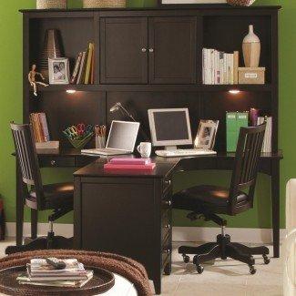 Escritorio para 2 personas Home Office - Hostgarcia