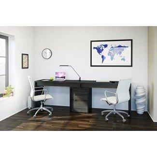 Mejores escritorios de computadora para dos personas | Computer Deskz