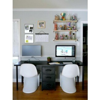 Debut de escritorio para dos personas - CRAFT