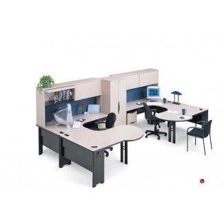 Bricolaje 2 escritorios de oficina Planes gratis