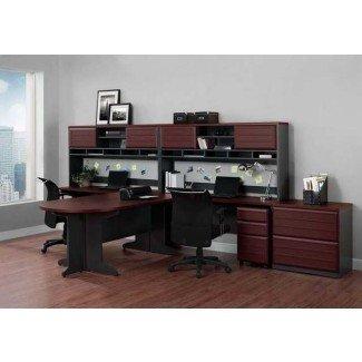 Haz que tu lugar sea creativo con el escritorio para 2 personas - Designinyou