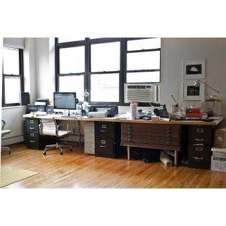 Escritorio para 2 personas Ikea - Diseño de muebles para el hogar