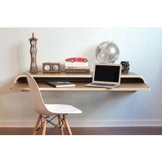 Diseños modernos de escritorios para computadora que aportan estilo a su hogar
