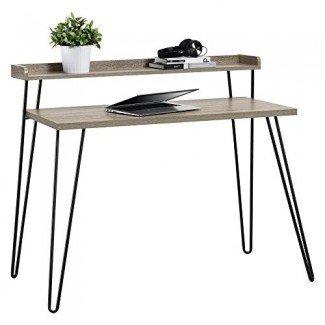 Altra Furniture Haven 44.7 in. Escritorio retro