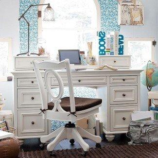 escritorios geniales para dormitorios - Revisión y foto