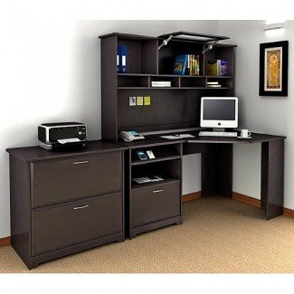 escritorio de computadora de esquina con planos de conejera »consejos sobre carpintería de madera