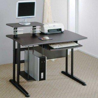 Escritorios de computadora para espacios pequeños