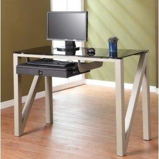 Escritorio de la computadora para espacios pequeños Reino Unido   Ideas de diseño para el hogar