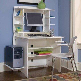 Ideas de escritorio de computadora para espacios pequeños   Joy Studio Design