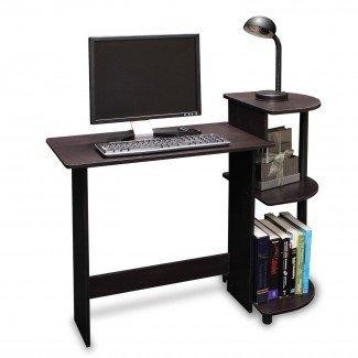 Ideas de oficina en casa que ahorran espacio con escritorios IKEA para pequeños