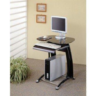 Grandes ideas de escritorio de computadora para espacios pequeños que debes ver