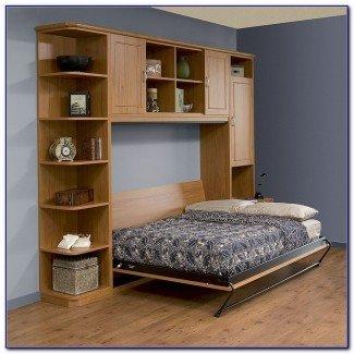 Cama Murphy Queen Size con escritorio - Dormitorio: Hogar