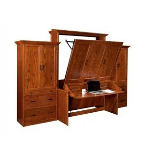 Murphy Desk. Excelente cama Gabriella Queen Murphy con ...