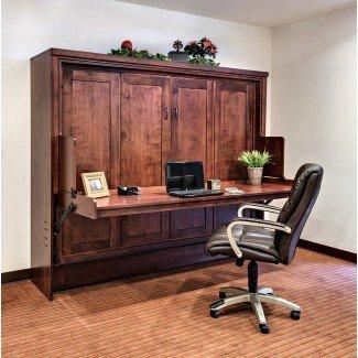 Cama de escritorio Hide Away | Wilding Wallbeds