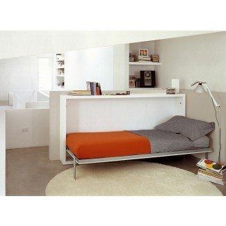 Los combos de cama y escritorio ahorran espacio y agregan interés a las habitaciones pequeñas