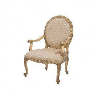 White Country Country Chair - A Chair Affair, Inc.