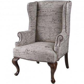 Butaca vintage con sillón francés - Country francés