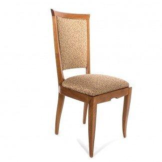 Sillas de comedor   Juego de 8 sillas de comedor de campo francés