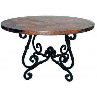 Planos de mesa de café de hierro forjado - Image Mag