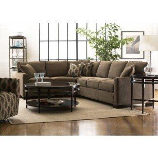 Sillones reclinables para espacios pequeños. Hermoso sofá seccional con ...