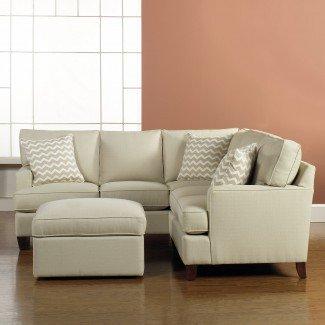 Imágenes de sofá de esquina de cuero compacto. Sofá cama para dormitorio ...