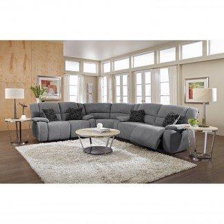 Me encanta este sofá, ¡Gray es increíble! El   Future Living Room