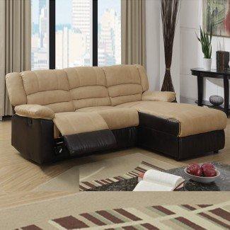 Diseño de sofás cama: impresionante sofá pequeño y pequeño ...
