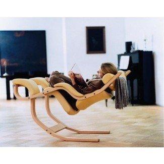 La silla reclinable Gravity - Posiblemente la más fresca y ...