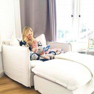 Silla reclinable más cómoda del mundo. Sillón reclinable ...