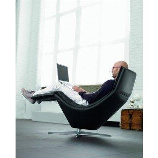 Sillón reclinable de cuero más cómodo: ideas de diseño para el hogar y ...