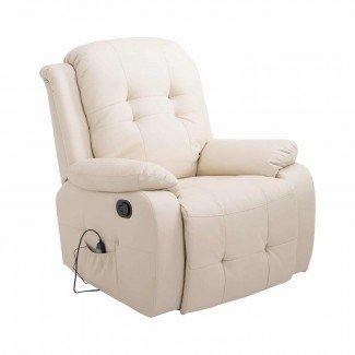 Sillón reclinable más cómodo para un hombre alto. Kristen Slate ...