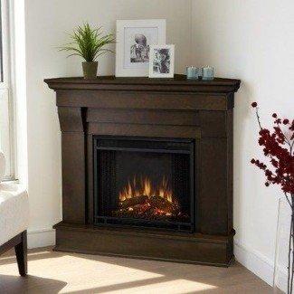 Las mejores 25+ ideas de chimenea de gas de esquina en Pinterest