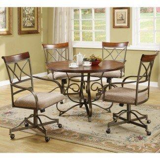 Muebles. Diseño fascinante de sillas de comedor con ...