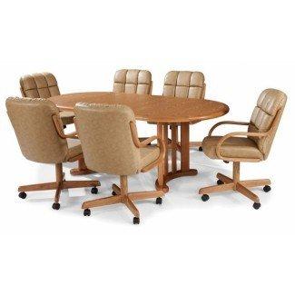 Sillas de comedor Me con ruedas - Diseño de todas las sillas