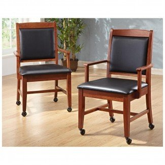 Ideas para sillas de comedor con ruedas - Sillas de comedor