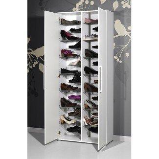 Armario para zapatos: la práctica pieza de mobiliario para un orden