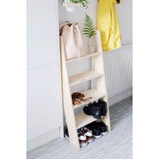 Tuesday Shoesday: almacenamiento de zapatos que ahorra espacio
