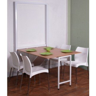 Spaceone 4 Seater Space Saving Dining Table - Buy Spaceone
