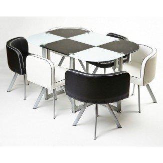 Impresionante juego de comedor para ahorrar espacio Ikea tiene ahorro de espacio ...