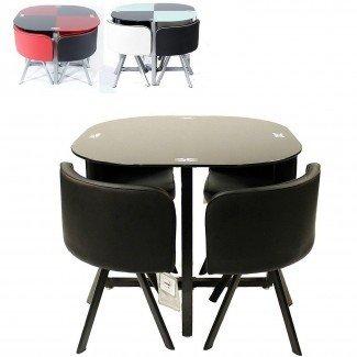 Comedor Ahorro de espacio Pestaña Comedor le And Chairs