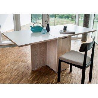 Mesas de comedor que ahorran espacio ~ La mejor inspiración para ...