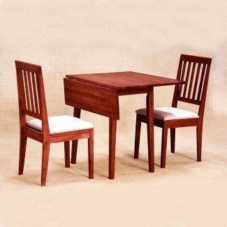 Mesas de comedor que ahorran espacio: mesa de comedor que ahorra espacio y