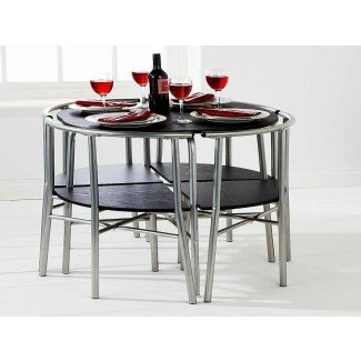 100+ [ Space Saver Dining Table And Chair Set ]