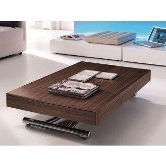 Mesa de centro de altura ajustable | Guía de mesas de café